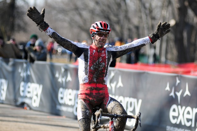 ned overend cx worlds