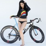 ritte bosberg sexy bike girl